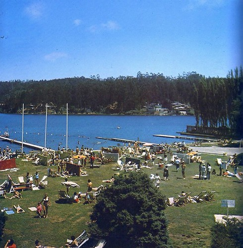 Laguna Chica, San Pedro años 80's