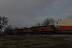 51020 (richiekennedy56) Tags: usa unitedstates kansas bnsf edgerton es44dc c449w railphotos johnsoncountyks es44c4 bnsf7612 bnsf8265 bnsf4646 bnsf6907