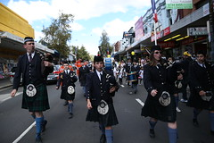 BS4R5606 (Damir Govorcin Photography) Tags: street blue sky music canon easter photography plc band churches parade celebrations nsw local burwood 2470mm 1dx pagpies
