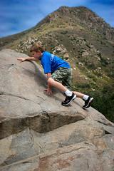 Jesse (Photos By Clark) Tags: california family climb unitedstates sandiego cities places hike northamerica cowlesmountain missiontrails sandiegogeneral greatersandiegoarea