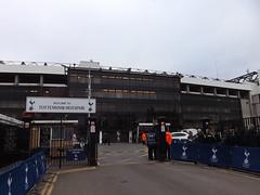 Outside White Hart Lane (lcfcian1) Tags: city white london sport football stadium leicester lane hart premier league tottenham premiership bpl hotspur tottenhamhotspur whitehartlane premierleague epl thfc leicestercity lcfc