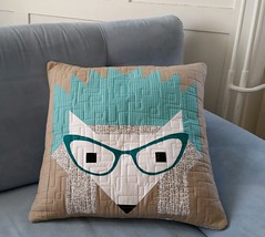 Hazel Hedgehog-pillow finished! (by niveas) Tags: