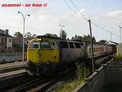 ESTRELLA GALICIA (asannei) Tags: tren rail railway estacion estrella ferrocarril renfe adif ffcc estrellagalicia traiin betanzosinfesta