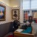 Kapitein Marius Cornelis van Houten - Interieur/collectie museum Koninklijke Marechaussee (Militärpolizei) te Buren