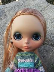 blythe Sunshine Holiday-custom by me