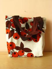 Sac berries (Kero Kero Craft) Tags: cabas