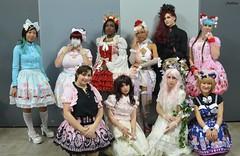 Japan Touch Haru #2 (Jadiina) Tags: 2 lolita gothiclolita 2015 sweetlolita brolita classicallolita japantouch meetinglolita japantouchharu