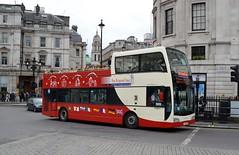 VLE614 LJ07XER (PD3.) Tags: uk england bus london buses volvo tour open top sightseeing east seeing topless sight topper psv pcv lancs tourbus rapt 614 olst vle xer lj07 vle614 lj07xer