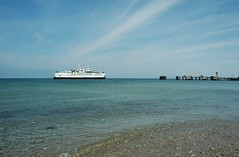 MV Martha's Vineyard (guyfogwill) Tags: usa ferry boats unitedstates capecod massachusetts marthasvineyard oakbluffs