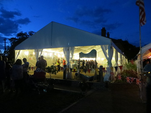 July '14 Beer Festival marquee