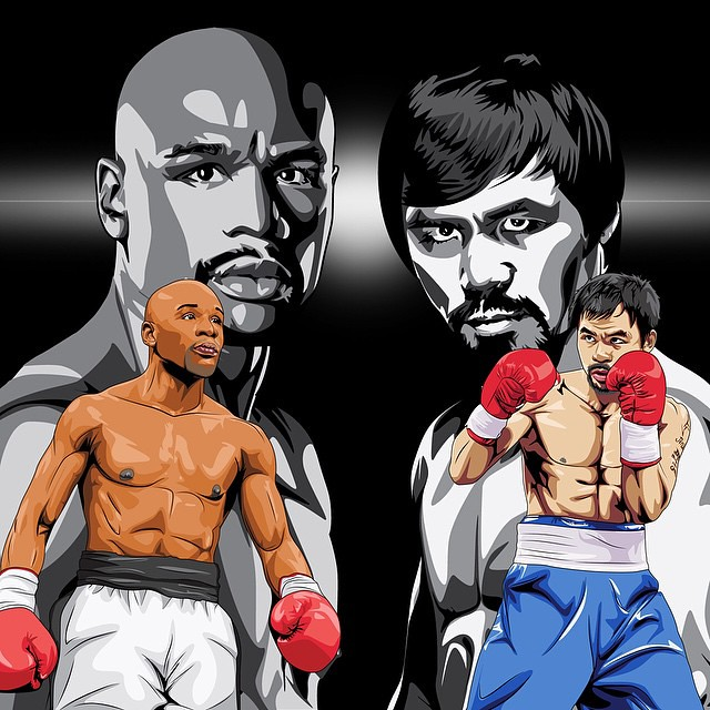 Whats your prediction? #MAYWEATHER OR #PACQUIAO ? Has manny got enough to beat the unbeaten?