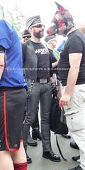bootsservice 16 470236 (bootsservice) Tags: paris leather orlando uniform boots rubber des bottes motos uniforme motorcyclists cuir motards caoutchouc motorbiker pride gay marche fierts