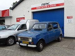 Renault 4 Deventer (willemalink) Tags: renault 4 deventer