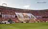 Reyes del Sur (Quico Pérez-Ventana) Tags: sevillafc final copadelrey estadiovicentecalderón fútbol tifo biris