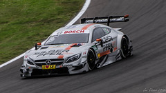 DTM Mercedes 2016 Wickens (lex_visser) Tags: dtm circuitparkzandvoort zandvoort 2016 wickens winner