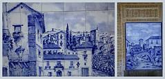 Azulejos dans l'Alcaiceria, Granada, Andalucia, Espana (claude lina) Tags: claudelina espana spain espagne andalucia andalousie granada grenade ville town architecture alcaiceria azulejos