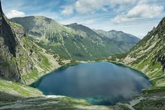 Coraz wyżej, coraz piękniej (czargor) Tags: outdoor inthemountain mountians landscape nature tatry mountaint igerspoland