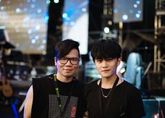 (Randy Wei) Tags: music musicians concert live performance fujifilm speedmaster zhongyi xe1 mitakon