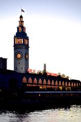 Ferry Building, Port of San Francisco, (David McSpadden) Tags: ferrybuilding portofsanfrancisco