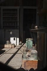 Supplies (gpa.1001) Tags: california owensvalley easternsierras monocounty bodie wheatonandhollishotel bottles
