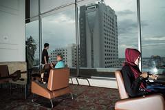 * (Sakulchai Sikitikul) Tags: street streetphotography snap songkhla sony a7s voigtlander 28mm thailand hotel flash muslim islamic lobby