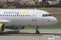 Airbus A320-232 (EC-LQL) Vueling Airlines (eguino) Tags: airbus a320 vueling eclql
