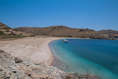 In search of beautiful locations (Vagelis Pikoulas) Tags: beach canon 6d tokina view sea seascape kythnos kyklades europe greece summer travel 2016 july boat island