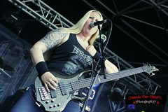 Stonehenge, Steenwijk 30-7-2016-8992 (DarknightJo_Photography) Tags: steenwijk izegrim stonehenge metal concert festival death female singer grunt marloes jeroen ivo bart 2016