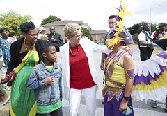 IMG_0079  Premier Kathleen Wynne participated in the Toronto Caribbean Carnival's Junior Carnival Parade. (Ontario Liberal Caucus) Tags: caribana scarboroughrougeriver hunter coteau thiru parade festival