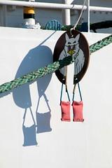 The Spirit Catcher (daniel.virella) Tags: stsmir  mir thetallshipsraces2016 portugal tallships picmonkey lisboa shadow ship rope