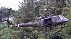 BELL UH-1 HUEY EAST FORTUNE (toowoomba surfer) Tags: helicopter aviation airshow airdisplay