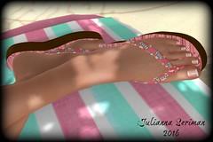 Aloha 2 (JuliannaSeriman) Tags: lumae alohafair fabfree free freebie freeinsl secondlife flipflops mutinyinheaven fabulouslyfree