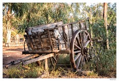 El paso del tiempo / Time passes by (feluss2016) Tags: carro abandonado zulqui viejo abandonned