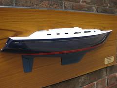 Hylas 45.5 (ZumaBoat) Tags: hylas455halfhullmodel hylas hylas455 455 german feres halfhull half hull model 12 yacht sailboat boat zuma zumaboat