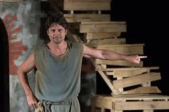 160724_MilesGloriosus_156 (sergio_scarpellini) Tags: milesgloriosus plautusfestival plautus theater teatro sarsina plauto ettorebassi justinemattera corradotedeschi