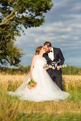Mia <3 Joel (Pierre Pocs) Tags: bröllop eskilstuna sweden love wedding weddingday jäder jädersgården kärlek romantik sommar