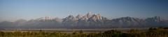 Teton Panorama (kevstewa) Tags: tetonnationalpark tetons panorama mountains