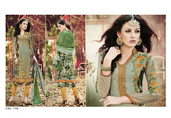 D No. 7704 (Libas B2B) Tags: georgette digital print salwarkameez