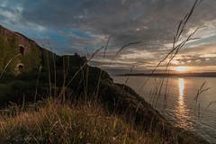 Sunset sur le goulet de Brest  partir du fort Robert sur la presqu'ile de Crozon 29 (khan.Nirrep.Photo) Tags: sunset bretagne breizh presquile litoral fort roscanvel finistre goulet de brest
