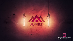 Al-Mert naat Logo Projesi (beylerinteractive) Tags: creative agency logo beyler beylerinteractive dzce