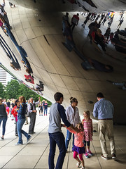 IMG_4867 (SheelahB) Tags: thebean chicago cloudgate illinois sculpture