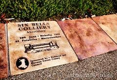 Senghenydd Mining Memorial, Aug 29th 2016 (andrewllewellyn) Tags: southwales wales cymru mining disaster miningdisasters sixbells sixbellspit sixbellscolliery senghenydd senghenyddminingmemorial coalmining