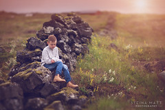 www.facebook.com/steinamattphotography (SteinaMatt) Tags: iceland steinamatt sland steina matt photography steinunn matthasdttir ljsmyndun portrait child boy reykjavk summer