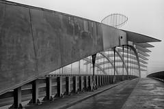 (strzyrzyc) Tags: poland polska maopolska most krakw architektura miasto rano mga city street ulica fog