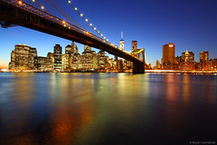 city longexposure nightphotography bridge blue sunset usa... (Photo: Bryan Carnathan on Flickr)