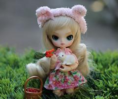 Agnes <3 (♡ Kety Marques ♡) Tags: doll dolls little dal wig groove humpty dumpty marques ♥ kety leeke rewigged
