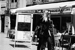 (mgkm photography) Tags: urban blackandwhite bw blancoynegro portugal monochrome 50mm calle lisboa lisbon candid streetphotography gimp rua pretoebranco blackandwhitephotography streetshot urbanphotography lisboanarua blackwhitephotos nikonphotography opensourcephotography ilustrarportugal d7000 europeanphotography streettogs