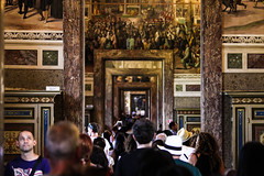 busybusybusy (Rens Bressers) Tags: city italy pope vatican rome museum catholic religion musei busy christianity italie paus vaticani geloof christendom katholiek religie heiligdom