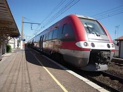 Z 27891 (marsupilami92) Tags: france train vacances frankreich gare midi 34 tourisme sncf ter languedocroussillon herault mediterranee frontignan z27500 terlanguedocroussillon