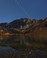 Lunar Eclipse Setting Over Convict Lake (Jeffrey Sullivan) Tags: california copyright usa moon lake fall nature colors canon lens landscape photography eclipse photo october unitedstates lakes 8 full fullmoon mammoth astrophotography l series astronomy convict lunar f28 bloodmoon 2014 14mm monocounty moonblood countyunited jeffsullivan 5dmarkii lunareclipsefullmoonmammothlakescaliforniausalandscapen lunareclipsefullmoonmammothlakescaliforniausalandscapenaturecanon5dmarkiiphoto14mmf28lserieslenscopyright2014jeff sullivanoctober8astronomyphotographyastrophotographyconvictlakefallcolorsmono statesfull